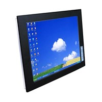 17'' TFT LCD industrial Display IEC-617 (support 1280x1024,VGA input,/VGA/AV/USB/COM)