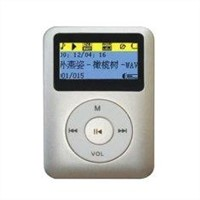 1 - 4GB USB Rechargeable Digital Music LCD Mp3 Player BT-P105