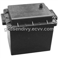 24V/30Ah LiFePO4 Battery Pack with 3.2V/30Ah Prismatic Cells, Ideal for Solar or Wind Energy Storage