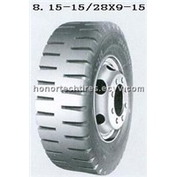 28x9-15 / 8.15-15 Pneumatic Forklift Tire Tyre