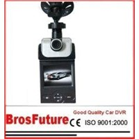 2.5inch TFT LCD Automobile Video Recorder DVR Dual Camcorder B808GK