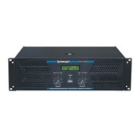 2 Channels LED Display Power Amplifier DSP1000