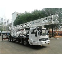 300meter drilling machine