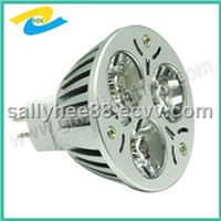3W 6W Dimmable LED Spot Light MX-LSP-02