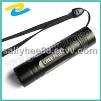 3W rechargeable LED torch MX-FL-10