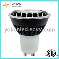 3.5W GU10 PAR16 Cree LED Track Bulbs for USA