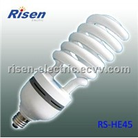 45-95W half spiral energy saving lamp (RS-HEXX)
