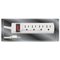 4  outlet  UL power strip