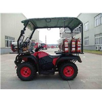 500cc Fire ATV with Water Mist Extinguisher / Fire Extinguisher