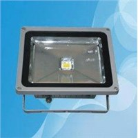 50W Outdoor Commercial LED Flood Lights for Bridge