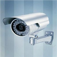 50m 1/3'' Sony Color CCD IR LED Water-proof CCTV Camera