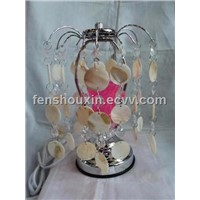 521-pink-Sling chain fragrance lamp