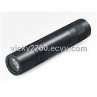 5Leds aluminum  flashlight,smart led torch
