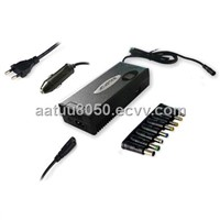 5V 2A USB 120W universal laptop AC&DC power chargers for home, car and Iphone/Ipad products use