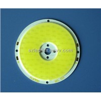 5W cob led (chips on alluminum board led)