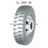 5.00-8 Pneumatic Forklift Tire