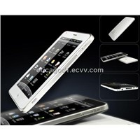 5.0 inch big screen Quadband Mobile phone WIFI TV JAVA GPS mobile phone 2 SIM 2 Standby