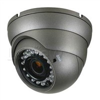 600TVL 2.8~12mm Vandalproof Infrared Dome Camera