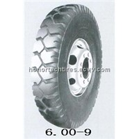 6.00-9 Pneumatic Forklift Tire Tyre