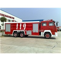 6*4 Fire Fighting Truck 16000L