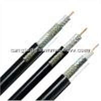 75 Ohm Gas-injected PE Broadband RG59 Coaxial Cable