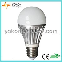7W E26/ E27/ B22 Aluminum SMD A19 LED Bulbs
