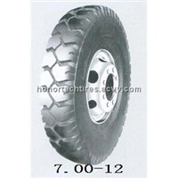 7.00-12 Pneumatic Forklift Tire Tyre
