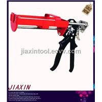 "7""&9"" double component aluminum handle &trigger double component caulking gun"