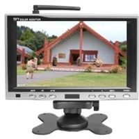 "7"" Wireless Digital CCTV Monitor"