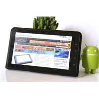 7 inch capacitive tablet pc A917 with CPU NEC RENASAS. ARM Cortex-A9. Dual core 1.0Ghz