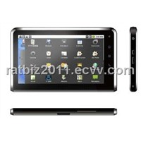 7 inch phone call 3G Tablet PC with Android2.2 , Capacitive muti-touch screen