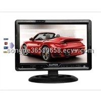 "7"" lcd monitor with touch key"