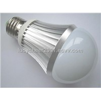 8W High power LED bulb