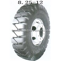 8.25-12 Pneumatic Forklift Tire Tyre