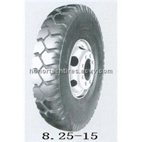 8.25-15 Pneumatic Forklift Tire Tyre