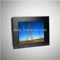 8 Inch Fanless industrial touch screen panel PC IEC-608DN