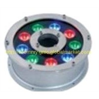 9W IP68 LED Underwater Light