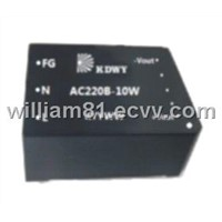 AC Input DC Output Isolated 10W DIP Converters