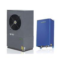 Air to Water EVI Heat Pump