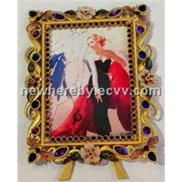 Alloy Photo Frame (P0A022)