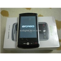 Android 2.2 wifi tv smart phone dual sim-Flying F602