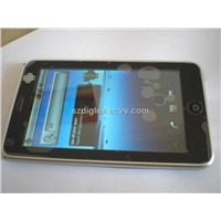 Android Cell Phone Unlocked A8500: 5 inch Touch Screen Wifi TV GPS dual sim dual standby~
