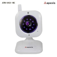 Apexis Wireless Infrared IP Camera / IP Security Camera / Wireless Security Camera APM-H401-WS