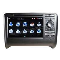 Audi A6 1997-2004 Car DVD GPS Navigation player with 7 Inch Digital HD touchscreen Bluetooth