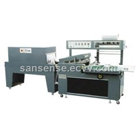 Automatic L-bar Sealing & Shrink Packing Machine