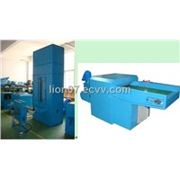 Ball fiber pillow filling machine