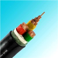 Best selling 4 Core Aluminum Conductor PVC Insulation STA Power Cable