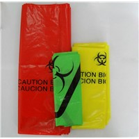 Biohazard PE Disposable Garbage