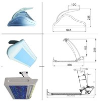 Bus Interior Decoration,Bus Interior Trim,Bus Luggage Rack ,Bus Roof Rack