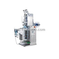 CD-80  Full automatic four-side sealing wet tissue machine